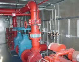 Fire pump repair